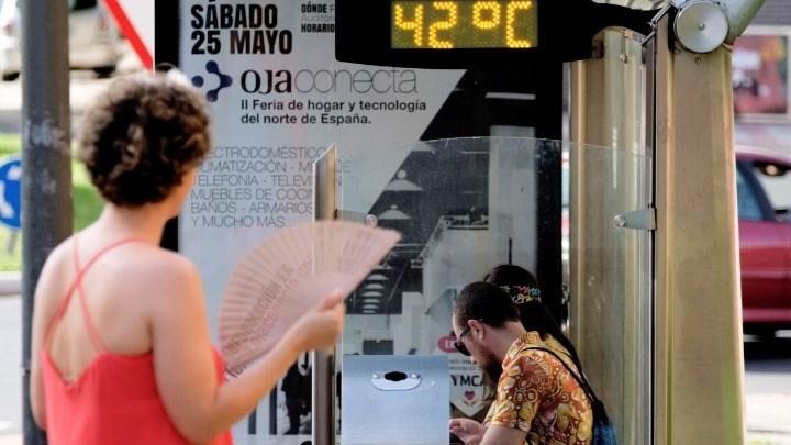Πέφτουν οι θερμοκρασίες - ρεκόρ στην Ευρώπη