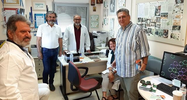 Γ. Αναστασίου: Αγωνία για την υποστελέχωση και την εργασιακή ανασφάλεια σε Νοσοκομείο και Περιφέρεια