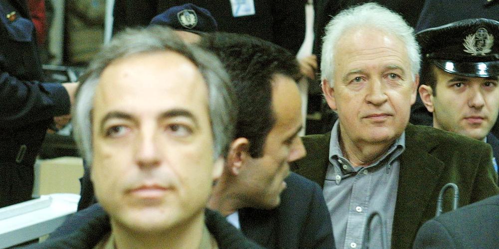 Με τους νέους Κώδικες αποφυλακίζονται Γιωτόπουλος, Ξηροί, Τζωρτζάτος