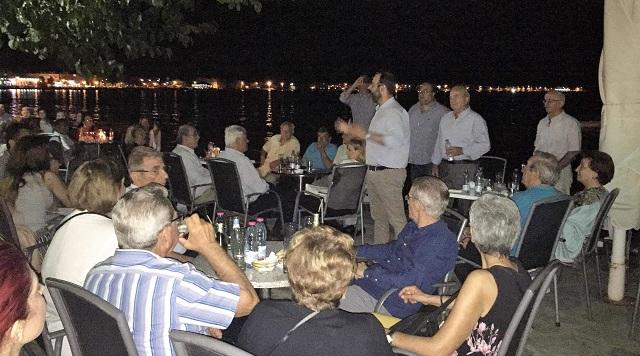 Κ. Μαραβέγιας: Αδιαπραγμάτευτη η δέσμευση της Ν.Δ. για μείωση των φόρων