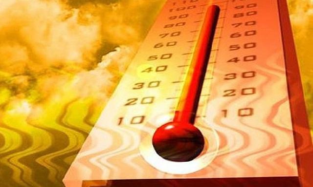 Kαυτό διήμερο με τη θερμοκρασία στους 40 βαθμούς κελσίου