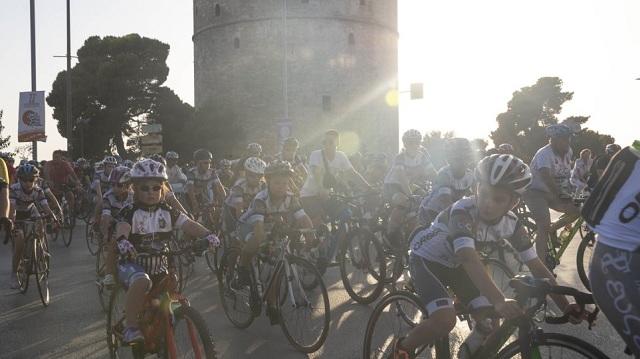 Ποδηλατοδρομία για τους δυο νεκρούς ποδηλάτες στην Πτολεμαΐδα
