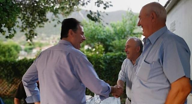 Γιάννης Σακκόπουλος: «Η ύπαιθρος χώρος για να ζεις, χώρος για να επιχειρείς»