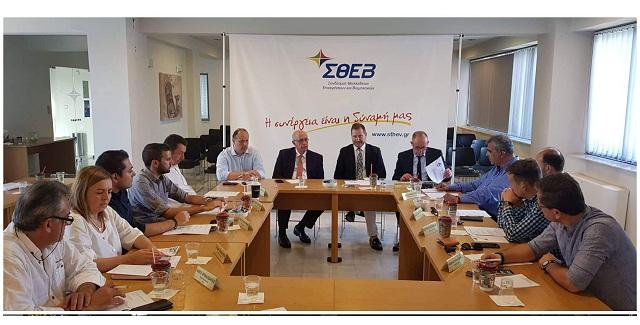 Σπ. Θεοδωρόπουλος: Ελλειψη εξειδικευμένου προσωπικού στις επιχειρήσεις και βιομηχανίες