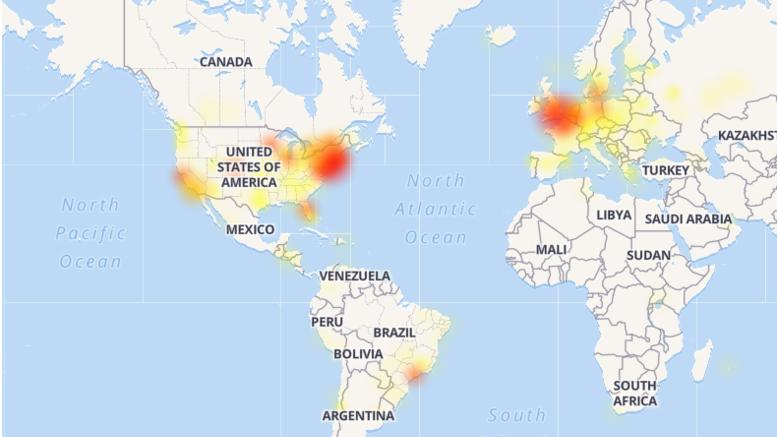 Προβλήματα με Facebook και Instagram σε Ευρώπη και ΗΠΑ