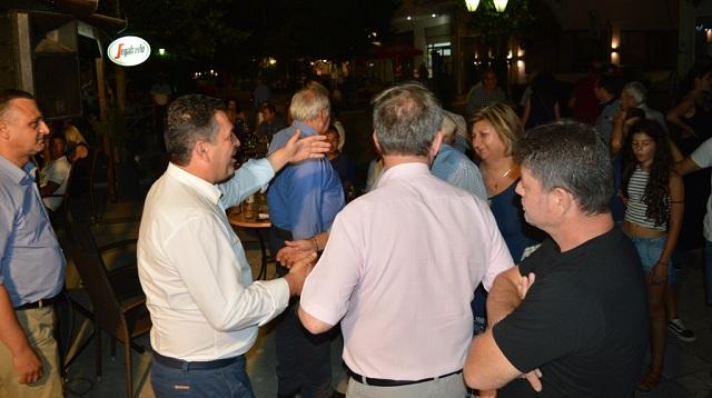 Χρήστος Μπουκώρος: «Στις 7 Ιουλίου παίρνουμε αποφάσεις για αλλαγή στην πορεία της Ελλάδας»