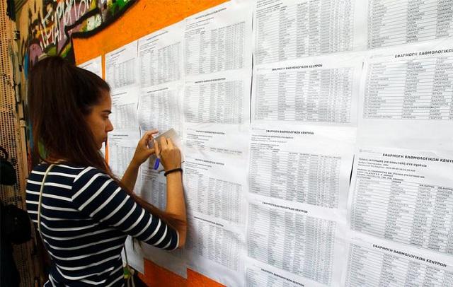 Βάσεις 2019: Πτώση στις περιζήτητες σχολές –Πώς θα κινηθούν