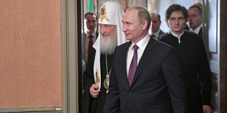 Στο Βατικανό σήμερα ο Πούτιν: «Αστακός» η Ρώμη