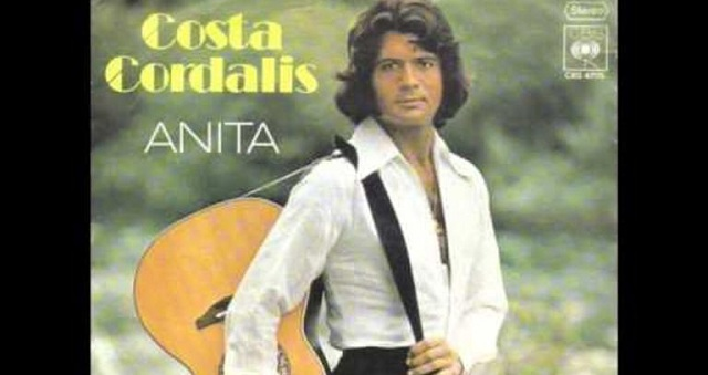 Πέθανε ο τραγουδιστής Κώστας Κορδάλης, ο πιο αγαπητός Ελληνας της Γερμανίας
