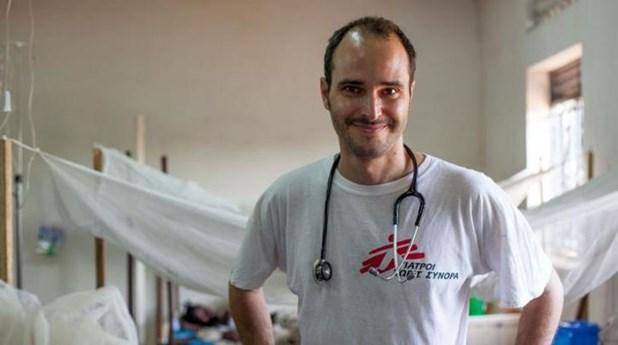 Τρικαλινός γιατρός ο νέος Διεθνής Πρόεδρος των Γιατρών χωρίς Σύνορα