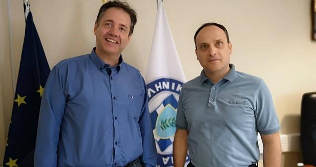 Σακκόπουλος: Στην ασφάλεια των πολιτών δεν χωρούν εκπτώσεις
