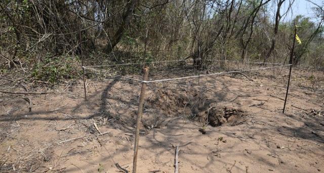 Βραζιλία: Βρέθηκε μυστικός τάφος με 12 πτώματα, θύματα παραστρατιωτικής ομάδας