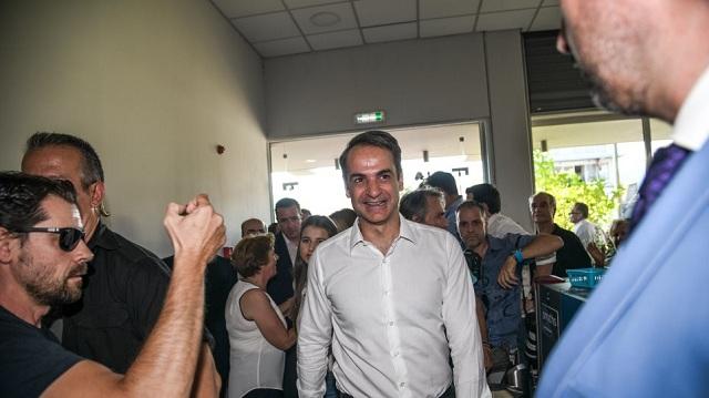 Αύριο ορκίζεται πρωθυπουργός ο Κυριάκος Μητσοτάκης