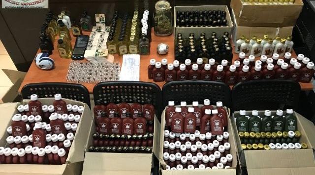 Μπαρ πουλούσε ποτά αναμεμειγμένα με κάνναβη