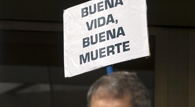 Ισπανία: Ένα εκατομμύριο υπογραφές στο κοινοβούλιο για το δικαίωμα στην ευθανασία