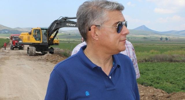 Βελτίωση της πρόσβασης σε γεωργικές και κτηνοτροφικές εκμεταλλεύσεις στο Παλιούρι Διμηνίου