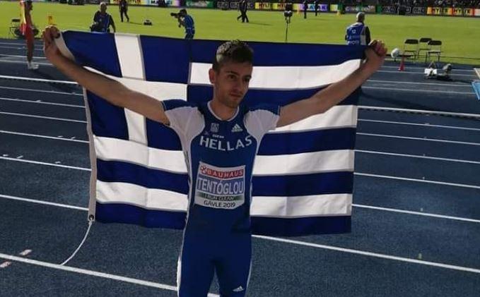 Πρωταθλητής Ευρώπης με κορυφαία επίδοση ο Τεντόγλου