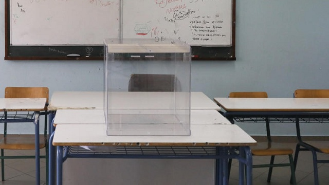 Ξαναγίνονται οι εθνικές εκλογές στα Εξάρχεια λόγω κλοπής της κάλπης