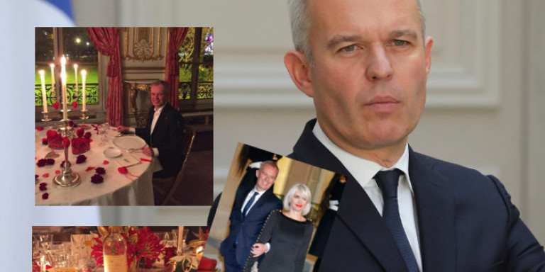 Σκάνδαλο Ρουζί: Χρυσά κουτάλια, αστακοί και μεγάλη ζωή «καίνε» τον Γάλλο υπουργό [εικόνες]