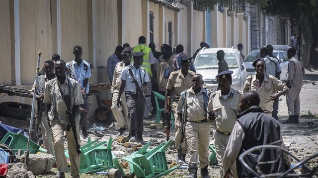 Μακελειό στη Σομαλία: Τουλάχιστον 13 νεκροί σε ξενοδοχείο από επίθεση ισλαμιστικής οργάνωσης