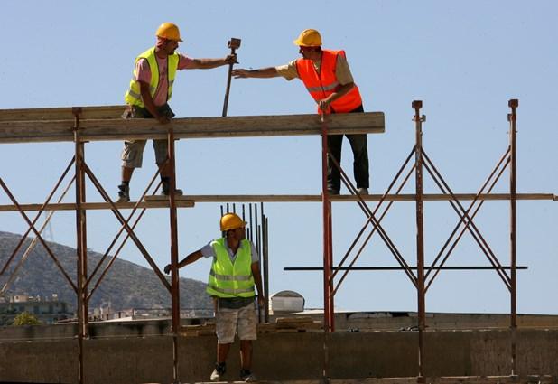 Ανοδικά η οικοδομή τον Απρίλιο: 81 άδειες στη Θεσσαλία