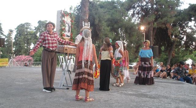Ενθουσίασε τους θεατές η γιορτή λήξης του Φιλοπρόοδου Συλλόγου Ν. Αγχιάλου