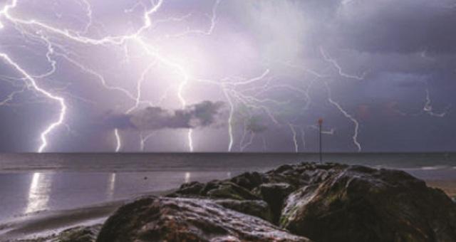 O «Αντίνοος» φέρνει καταιγίδες και στη Μαγνησία