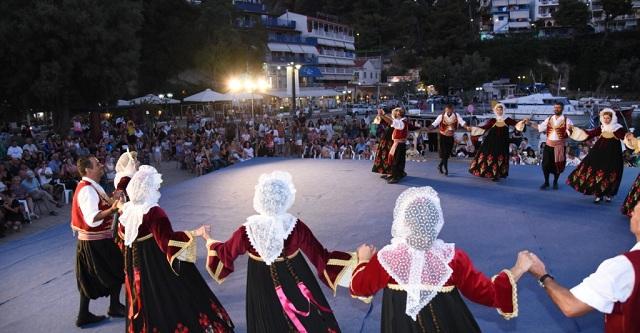 Πρεσβευτής της Αλοννήσου το φεστιβάλ παραδοσιακών χορών