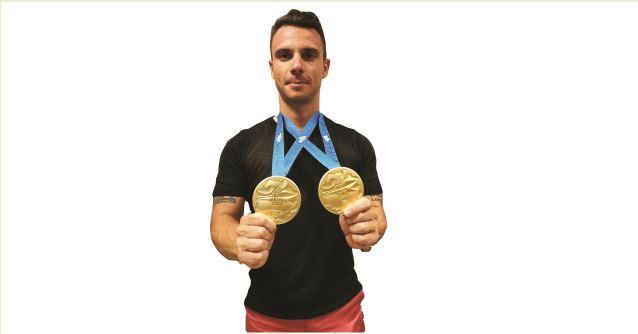 Χρ. Βολικάκης: Πρωταθλητής κόσμου σε καθημερινό κίνδυνο