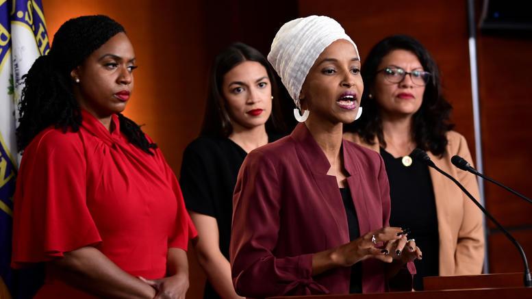 «Δεν θα σωπάσουμε»: Οι βουλευτίνες των Δημοκρατικών απαντούν στον Τραμπ