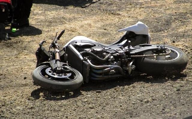 Τραυματισμός μοτοσικλετιστή σε τροχαίο στον Αλμυρό