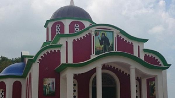 Πανηγυρίζει η Μονή Οσίου Σεραφείμ του Σάρωφ Πορταριάς