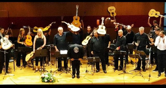 Συγκίνησε τους θεατές η Κιθαριστική Ορχήστρα Βόλου –Μαγνησίας