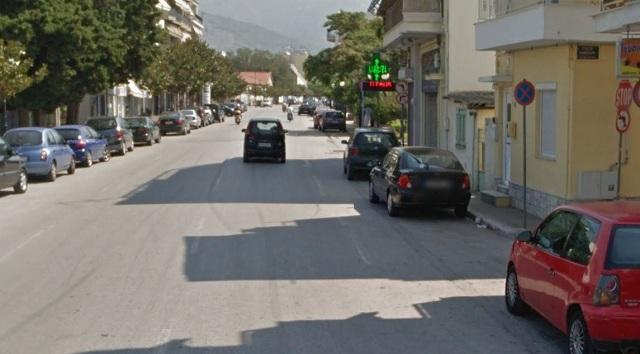 Διαπλάτυνση πεζοδρομίων και νέες θέσεις πάρκινγκ στην Μαιάνδρου