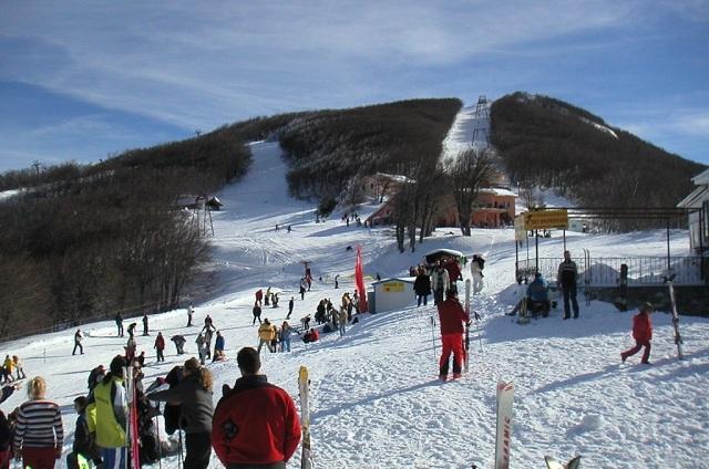 Στη συντήρηση του Χιονοδρομικού προχωρεί η Περιφέρεια Θεσσαλίας