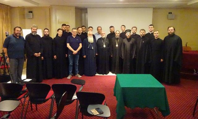 Ουκρανοί κληρικοί στον Βόλο