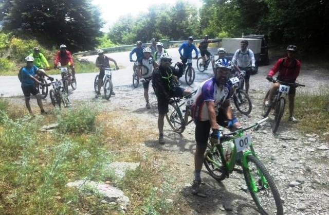 21 αναβάτες συμμετείχαν στον 1ο Μαραθώνιο Mountain Bike