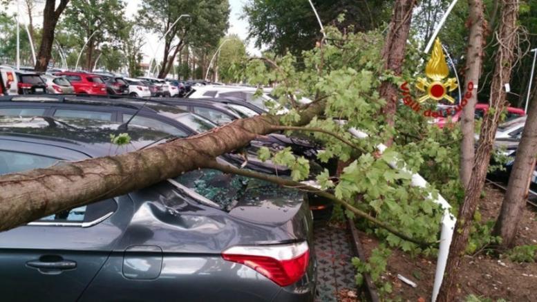 Σε κατάσταση έκτακτης ανάγκης περιοχές του Ν. Λάρισας