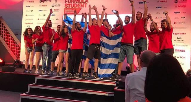 Έτοιμη η Centaurus racing team για τους παγκόσμιους διαγωνισμούς Formula student