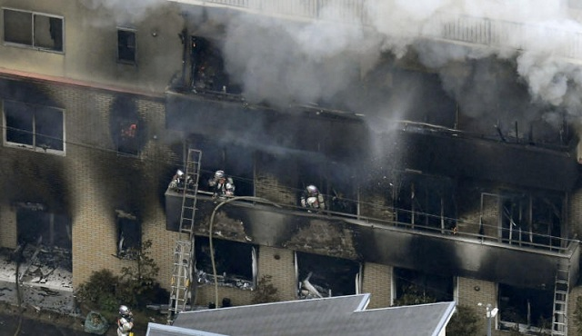 Τους έκαψε σαν τα ποντίκια: 24 νεκροί από τη φωτιά στα στούντιο στην Ιαπωνία