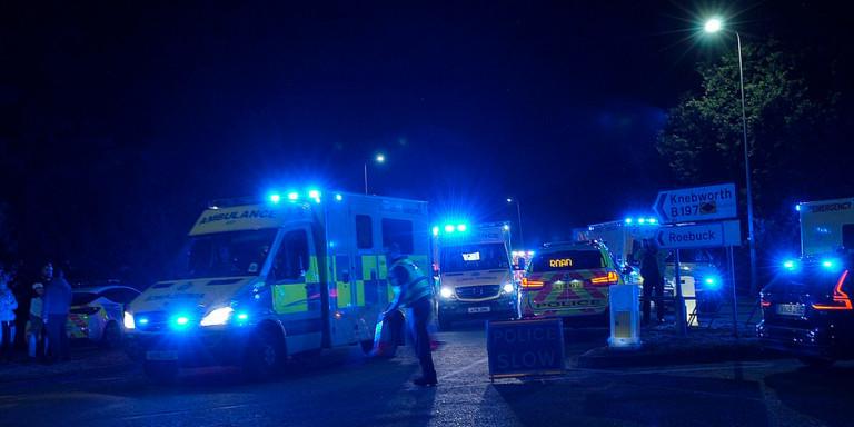 Κόντρες με αυτοκίνητα έστειλαν 14 άτομα στο νοσοκομείο