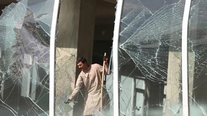 Τουλάχιστον 4 νεκροί από έκρηξη βόμβας σε είσοδο του Πανεπιστημίου της Καμπούλ