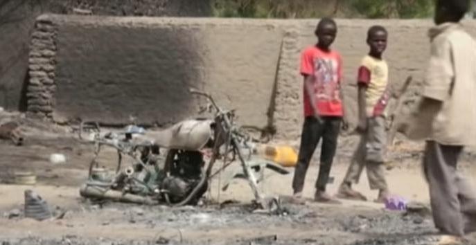 Νιγηρία: Αιματηρή επίθεση τζιχαντιστών κατά ομάδας ανθρωπιστικής βοήθειας