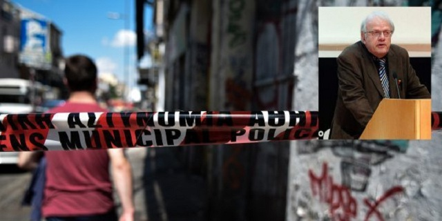 Τσελέντης: Περιμένουμε 30 φορές μεγαλύτερο σεισμό στην Αθήνα