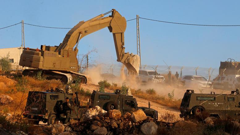 Το Ισραήλ κατεδαφίζει σπίτια Παλαιστινίων στη νότια Ιερουσαλήμ