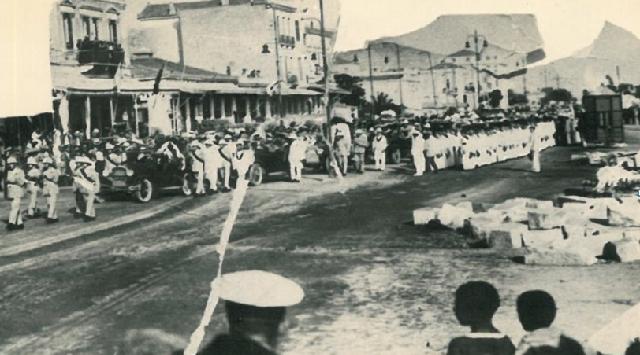 Πριν από 90 χρόνια ανοιχτά της Σκιάθου: Το δυστύχημα στο καταδρομικό Ντεβονσάιρ (Μέρος Α')