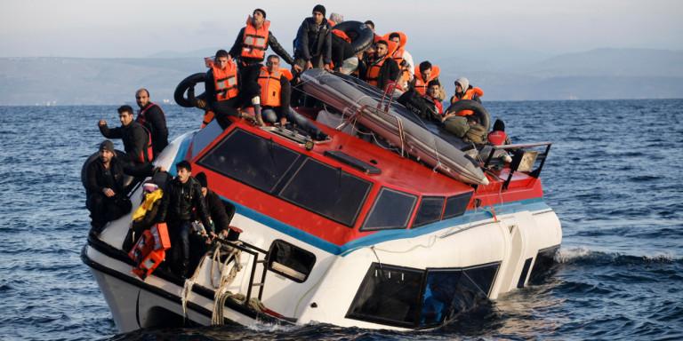 Η Τουρκία αναστέλλει τη συμφωνία επανεισδοχής μεταναστών -Ανοίγει τα σύνορα προς την ΕΕ