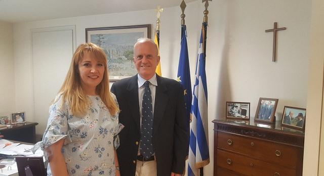 Συνάντηση Ν. Καπούλα και Κ. Λούλη στην Αθήνα -Αντίδραση του Δήμου Βόλου