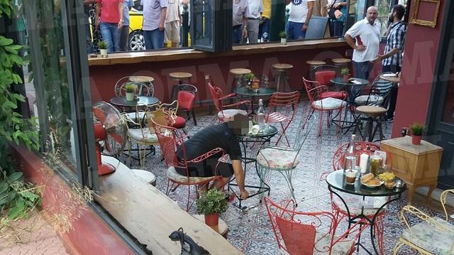 Περιστέρι: Εν ψυχρώ δολοφονία σε καφέ γνωστών ηθοποιών