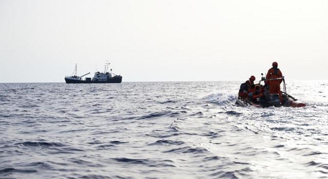 Φόβοι για πάνω από 100 νεκρούς σε ναυάγιο ανοικτά της Λιβύης
